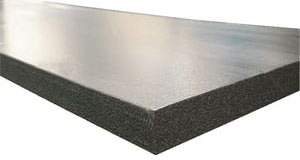 SilverGlo™ crawl space wall insulation available in Flower Mound