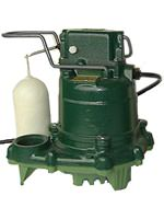 cast-iron zoeller sump pump systems available in Flower Mound, Texas